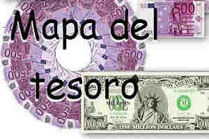 Mapa del Tesoro
