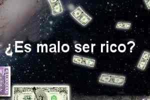 El dinero ¿Es malo ser RICO? Vivir plenamente y en armonía 5