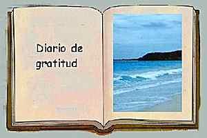 diario de gratitud gracias