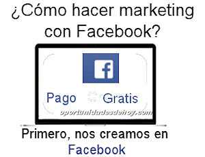 ¿Cómo hacer marketing con Facebook?