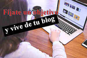 como Vive de tu blog -