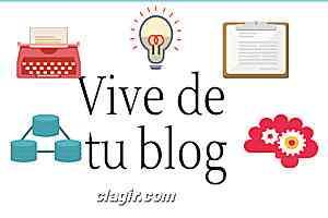 vive de tu blog con un objetivo
