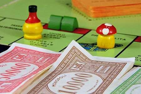 Juego con dinero. Cuenta Universal 1