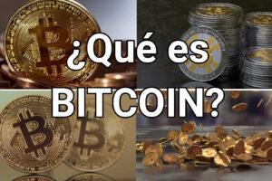 ¿Qué es un Bitcoin y cómo funciona?