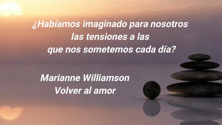 Marianne Williamson Volver al Amor