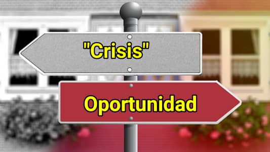 crisis es una oportunidad
